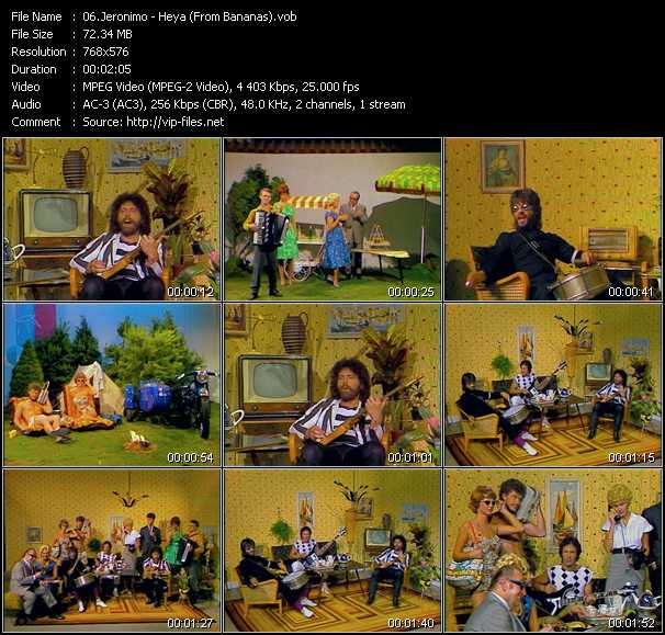 Jeronimo video screenshot