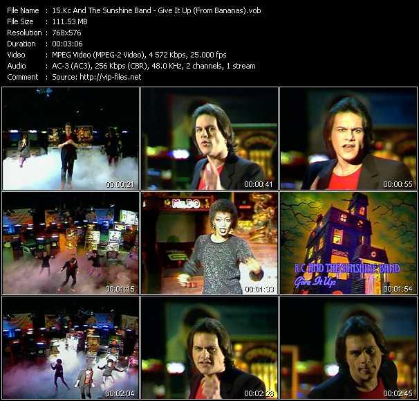 Kc And The Sunshine Band video screenshot