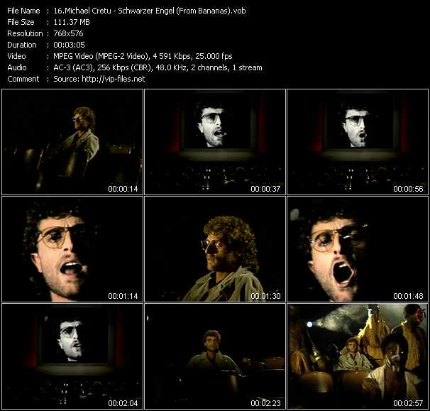 Michael Cretu video screenshot
