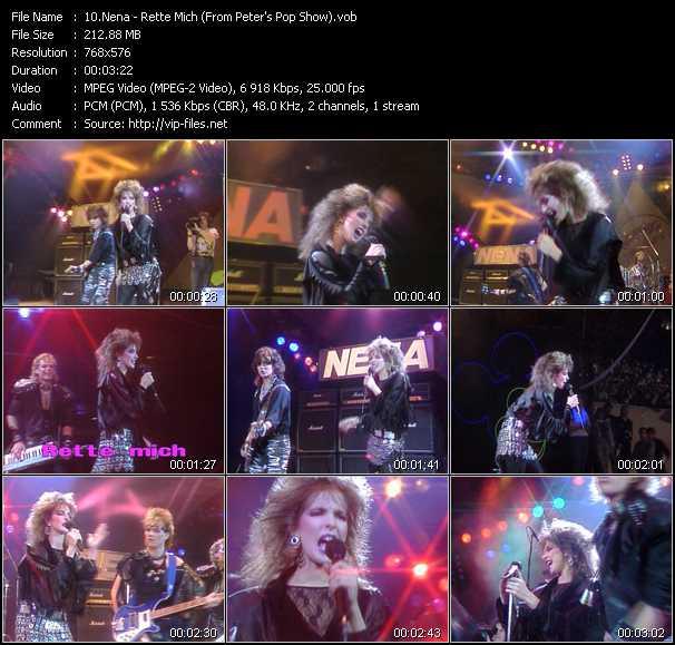 Nena video screenshot