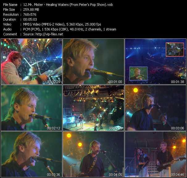 Mr. Mister video screenshot