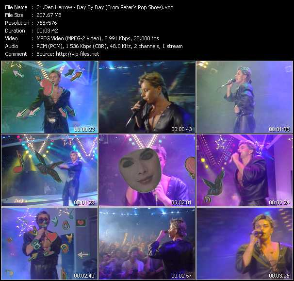 Den Harrow video screenshot