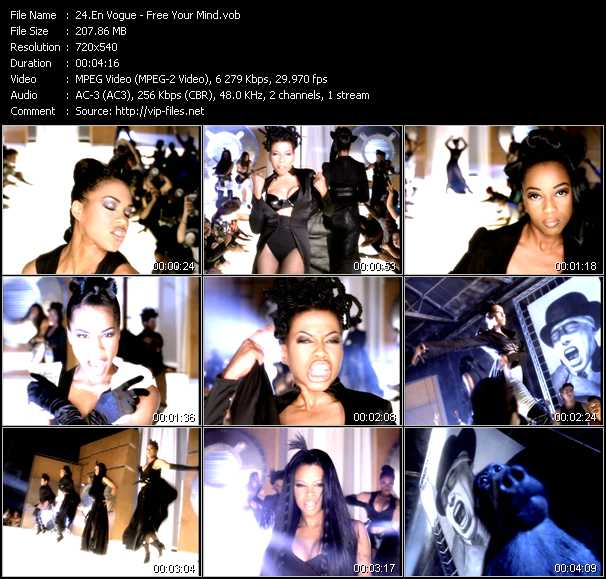En Vogue video screenshot