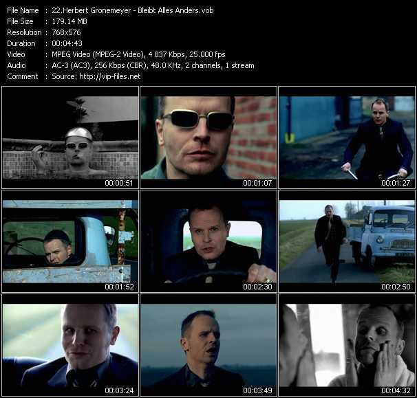 Herbert Gronemeyer video screenshot