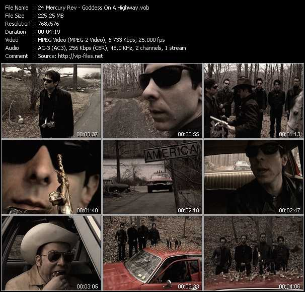 Mercury Rev video screenshot