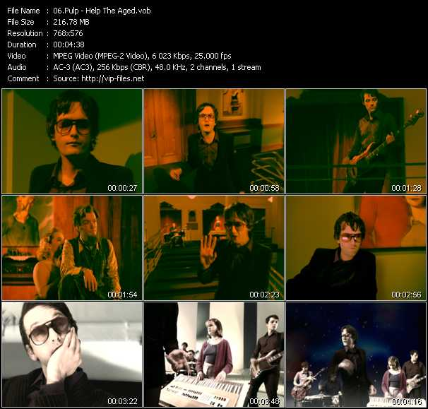Pulp video screenshot