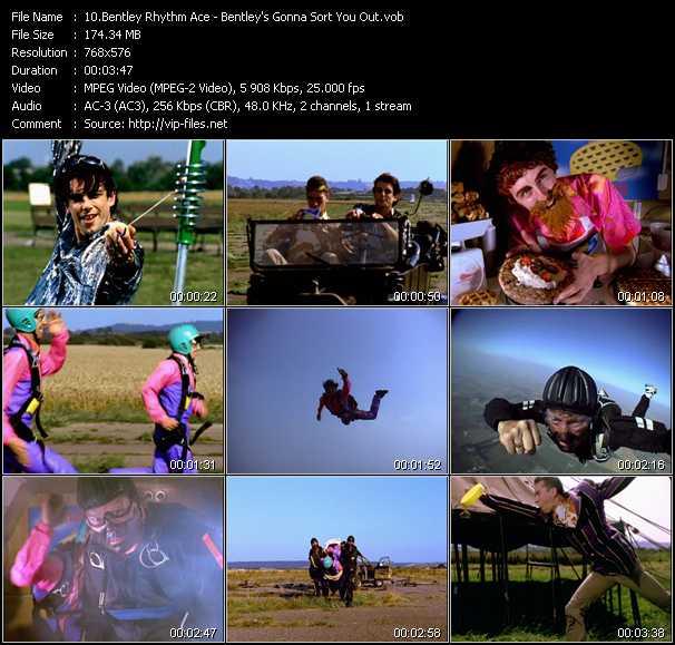 Bentley Rhythm Ace video screenshot