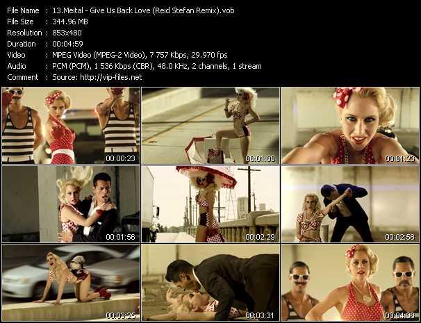 Meital video screenshot