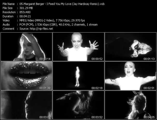 Margaret Berger video screenshot