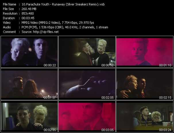 Parachute Youth video screenshot