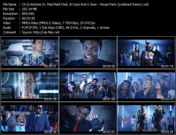 video House Party (Lookback Remix) screen