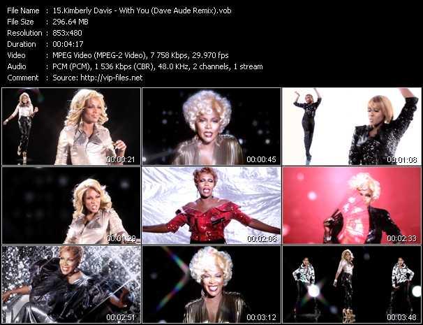 Kimberly Davis video screenshot