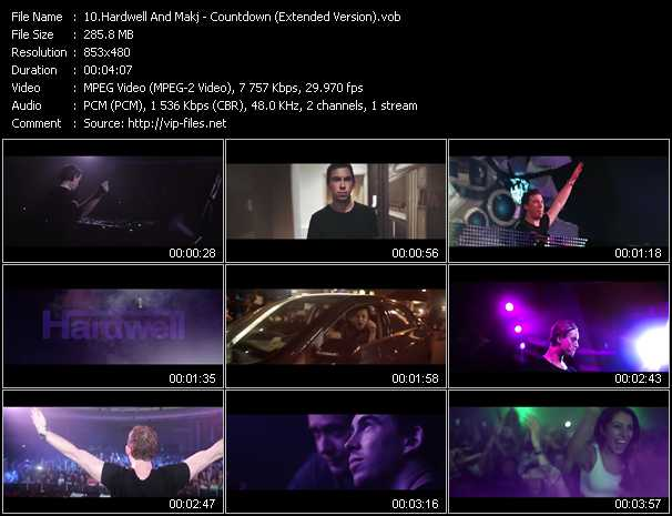 Hardwell And Makj video screenshot