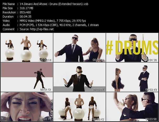 Dimaro And Ahzee video screenshot