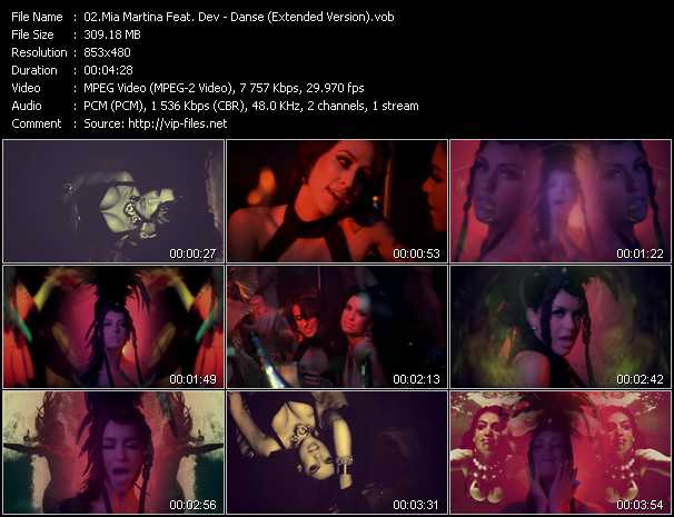 Mia Martina Feat. Dev video screenshot