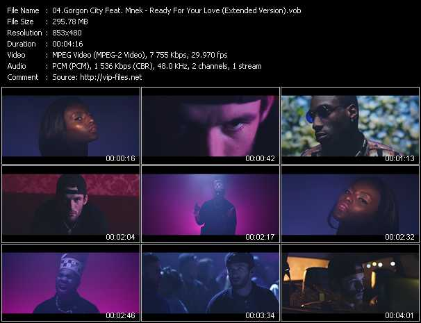 Gorgon City Feat. Mnek video screenshot