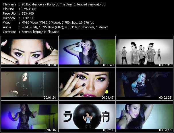 Bodybangers video screenshot