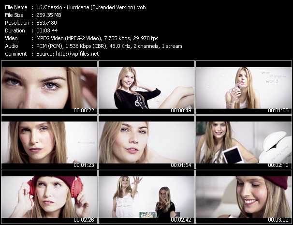 Chassio video screenshot