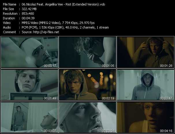 Nicolaz Feat. Angelika Vee video screenshot