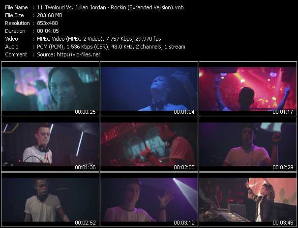 Twoloud Vs. Julian Jordan video screenshot