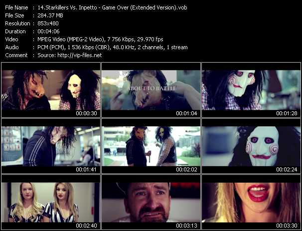 Starkillers Vs. Inpetto video screenshot