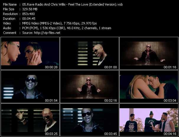 Rave Radio And Chris Willis video screenshot