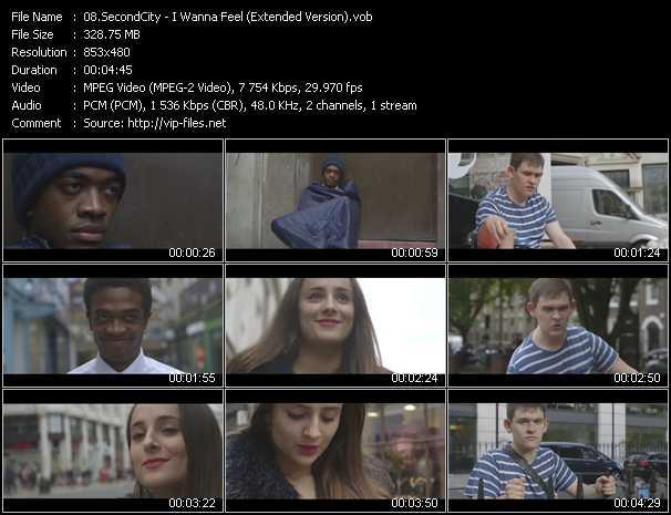 SecondCity video screenshot