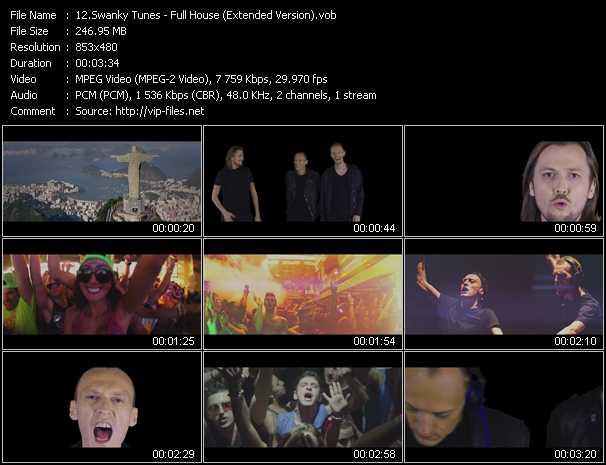 Swanky Tunes video screenshot