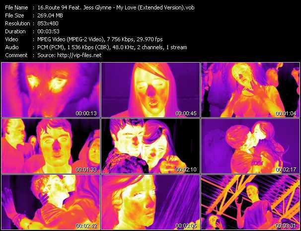 Route 94 Feat. Jess Glynne video screenshot