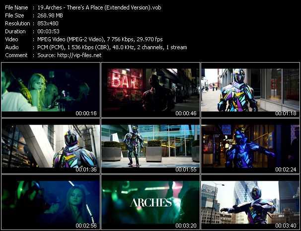 Arches video screenshot