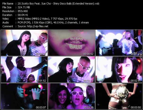 Scotty Boy Feat. Sue Cho video screenshot
