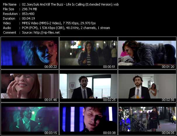 JoeySuki And Kill The Buzz video screenshot