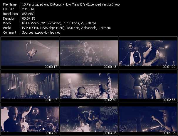Partysquad And Dirtcaps video screenshot