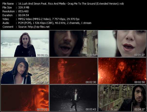 Lush And Simon Feat. Rico And Miella video screenshot