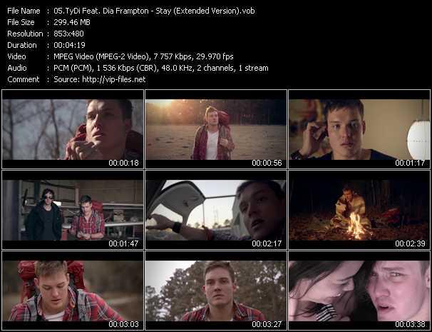 TyDi Feat. Dia Frampton video screenshot