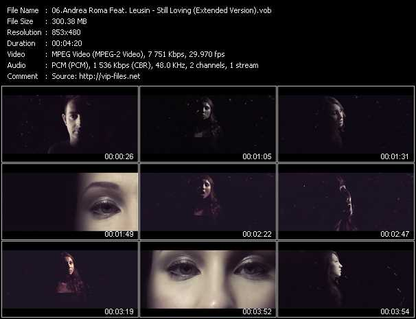 Andrea Roma Feat. Leusin video screenshot