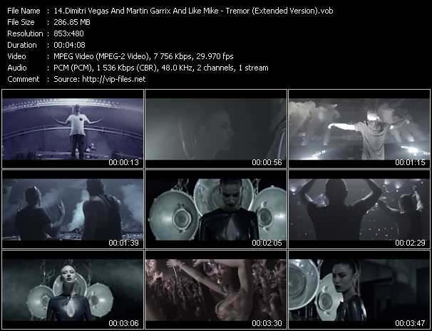 Dimitri Vegas And Martin Garrix And Like Mike video screenshot