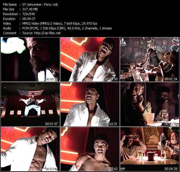 Genuwine video screenshot