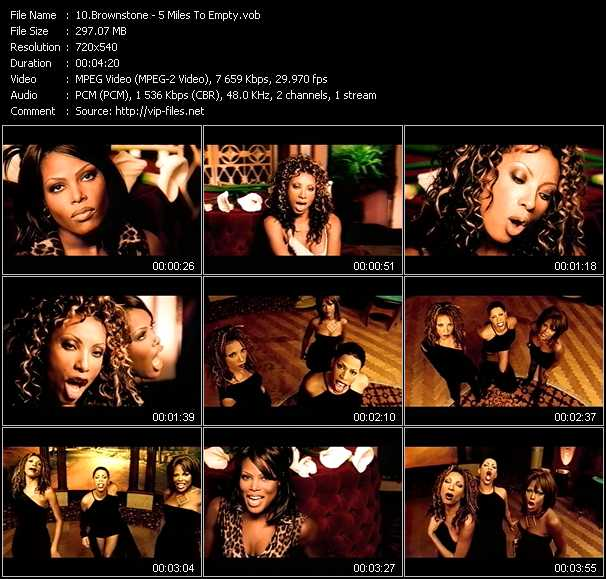 Brownstone video screenshot