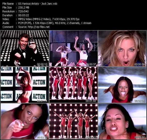Various Artists video screenshot