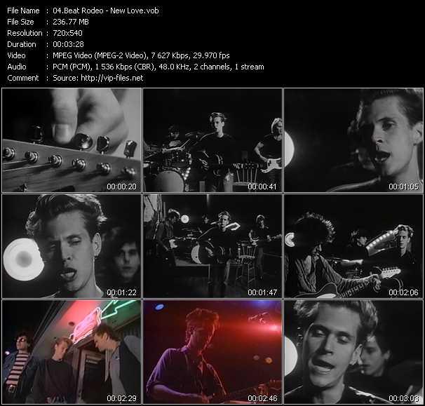Beat Rodeo video screenshot