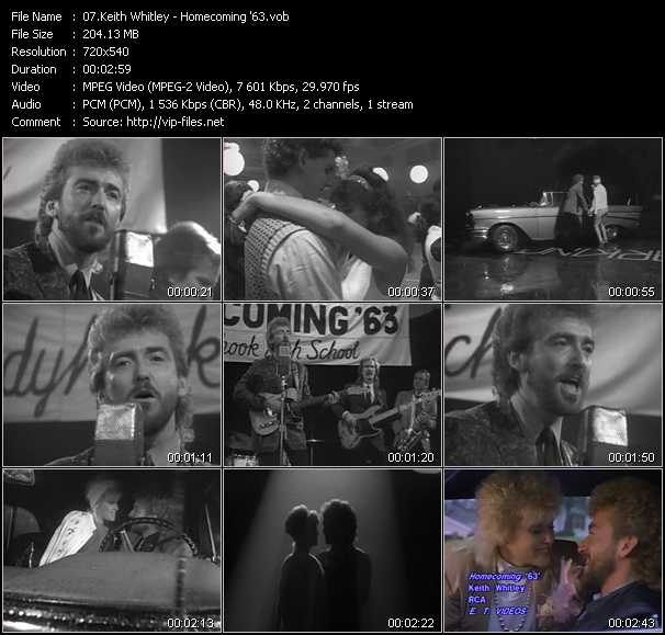 Keith Whitley video screenshot