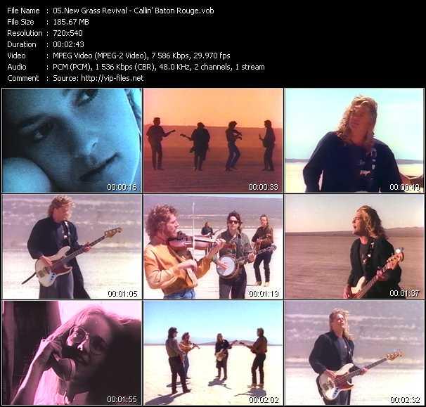New Grass Revival video screenshot