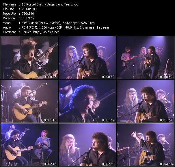 Russell Smith video screenshot