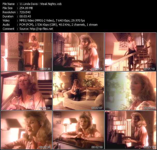 Linda Davis video screenshot