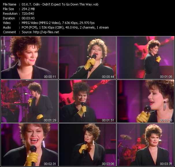 K.T. Oslin video screenshot