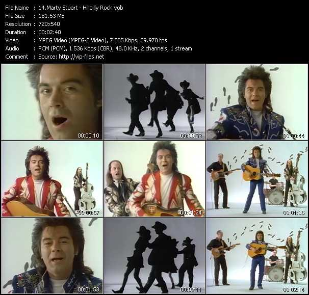 Marty Stuart video screenshot