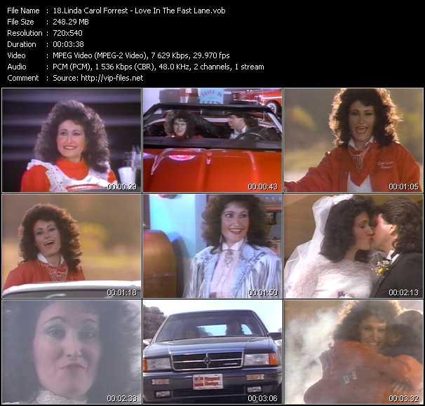 Linda Carol Forrest video screenshot