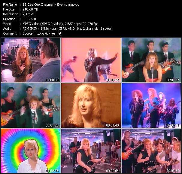 Cee Cee Chapman video screenshot