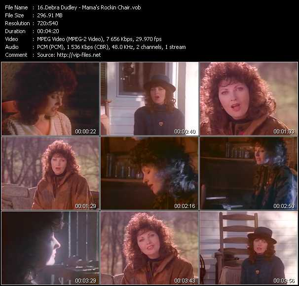 Debra Dudley video screenshot